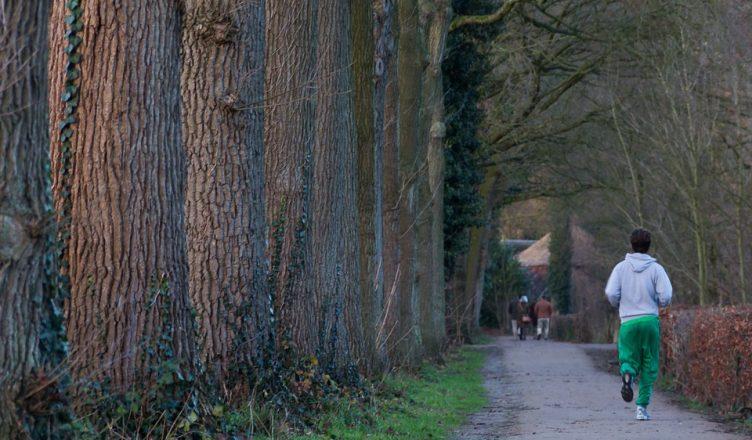 Crossowy Półmaraton Harcownika w Jelczu