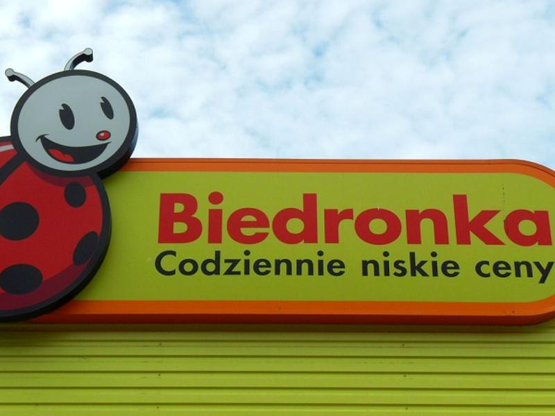 Otwarcie nowej Biedronki przy ulicy Oławskiej w Jelczu-Laskowicach