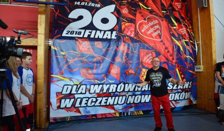 26. Finał Wielkiej Orkiestry Świątecznej Pomocy w Jelczu-Laskowicach