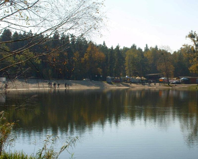 Jezioro, kąpielisko, staw