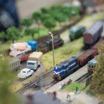 Jelcz-Laskowice: Pokaz modeli kolejowych