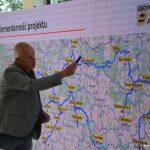 Jelcz-Laskowice: Autostrada rowerowa przez Jelcz i okolice
